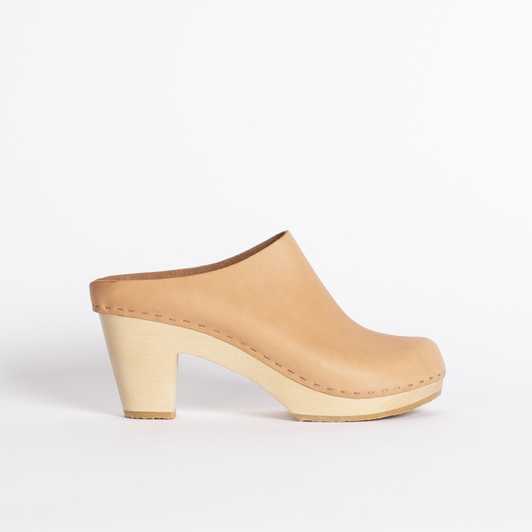 Bryr Studio. Chloe in Natural Leather