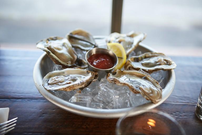 Oysters - david-todd-mccarty-H8cFn1PJGBo-unsplash