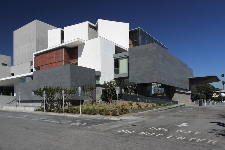 Broad Stage at SMCC Santa Monica. Image shot 2013. Exact date unknown.