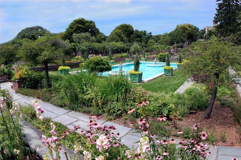 Planting Fields Arboretum Oyster Bay Long Island New York