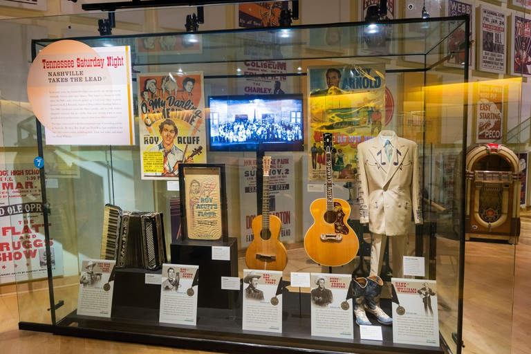 Tennessee, Nashville,  Country Music Hall of Fame and Museum
