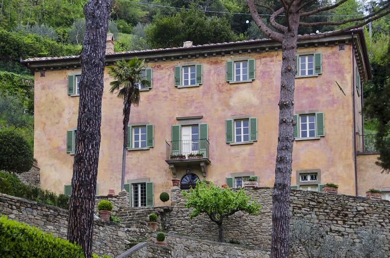 Bramasole in Cortona, Italy
