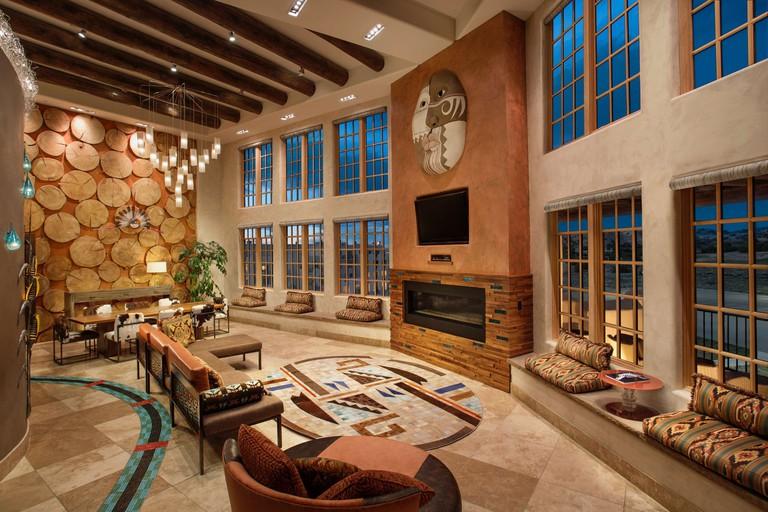 Hilton Santa Fe Buffalo Thunder_0d9ca988