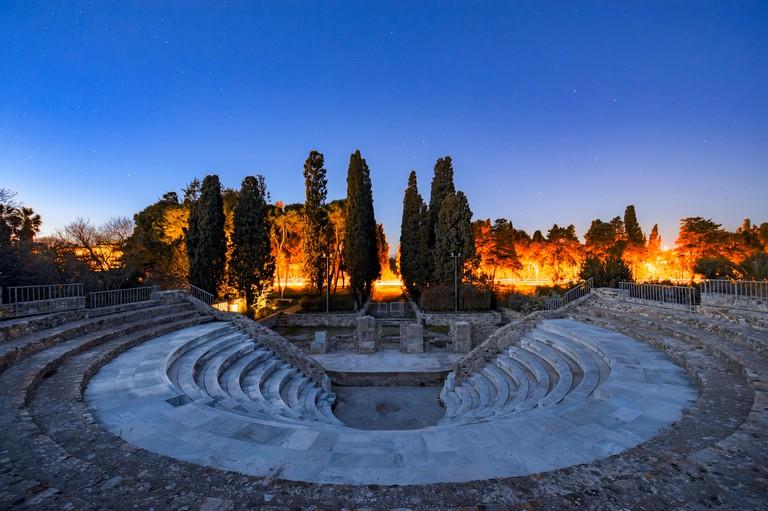 HNMMPD Roman Odeon of Kos
