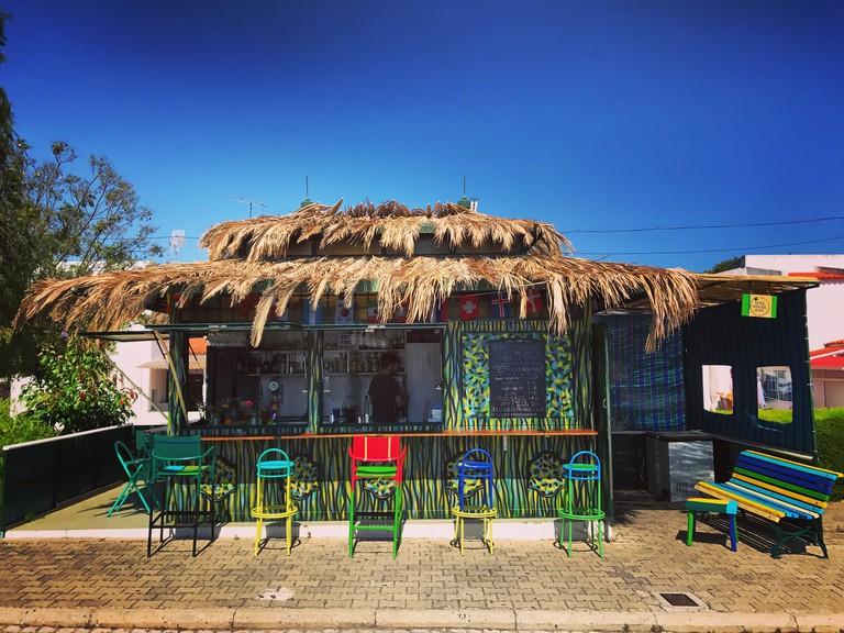 Tree House bar, Tavira