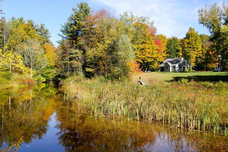 Natural Bridge State Park, North Adams, Berkshire County, Massachusetts, USA