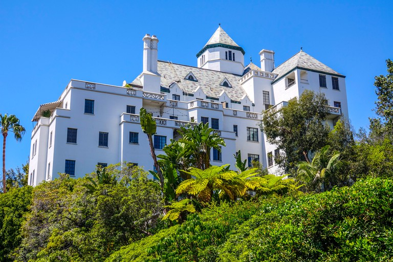 Chateau Marmont in Los Angeles