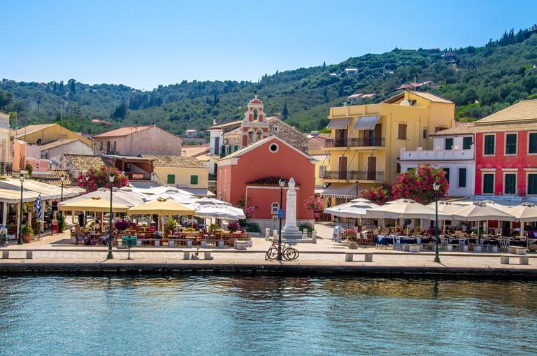 JWMHH2 Paxos Island Greece - Church Analipsi - Gaios