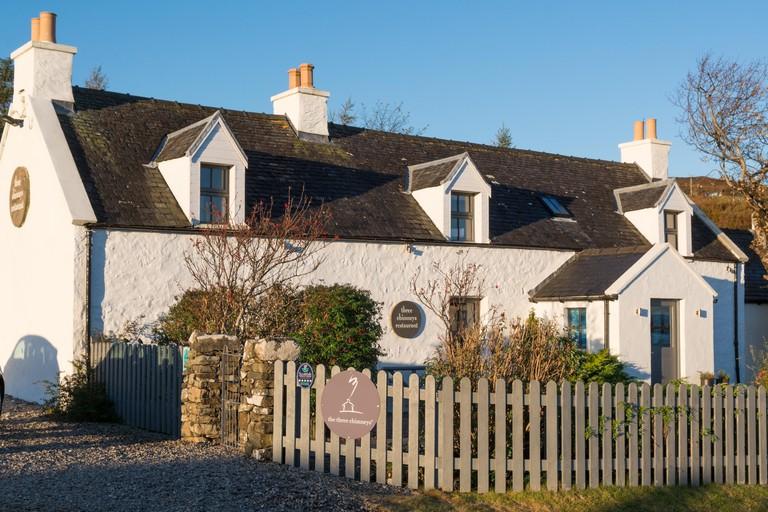 The Three Chimneys Restaurant, Isle of Skye, Scotland, UK