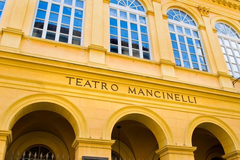 KPFC35 Mancinelli theater, Orvieto, Umbria