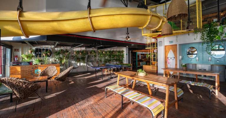 Mayan Monkey Hotel & Hostel Cancun