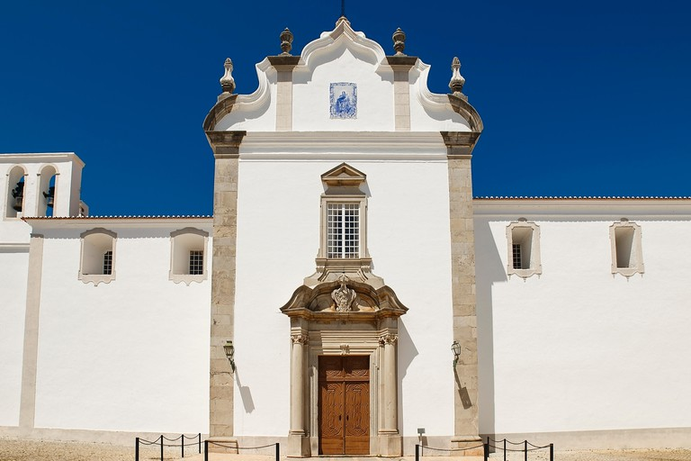 Church Our lady of Carmen, Tavira-Portugal
