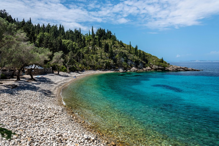 Orkos Beach, Paxos. P1BNRP