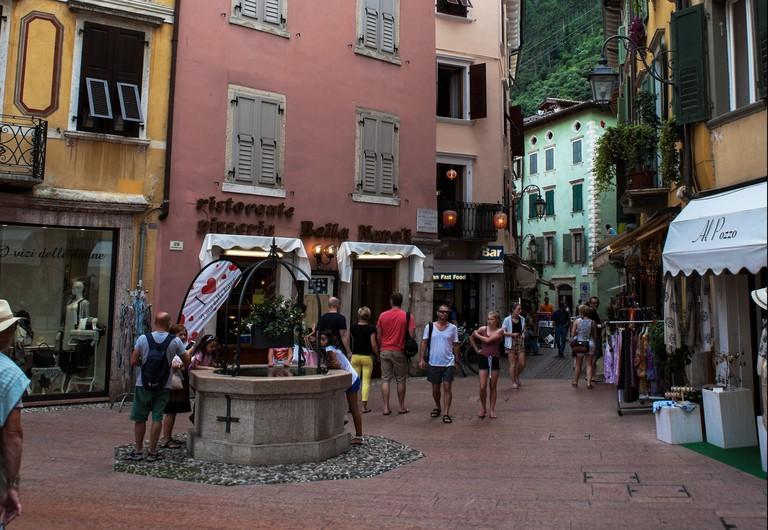 Pizzeria Bella Napoli, Riva del Garda, Trentino, Italy