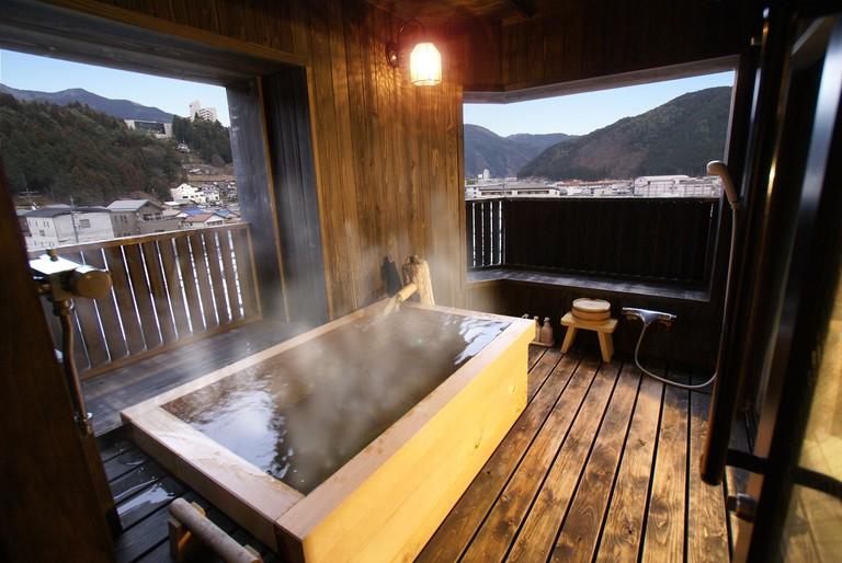 Sasara Gero Hot Springs