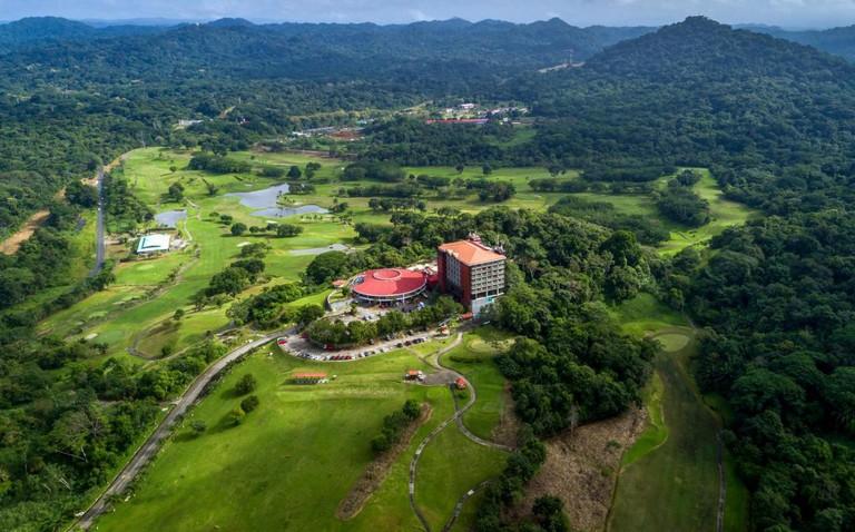 Summit Rainforest and Golf Resort