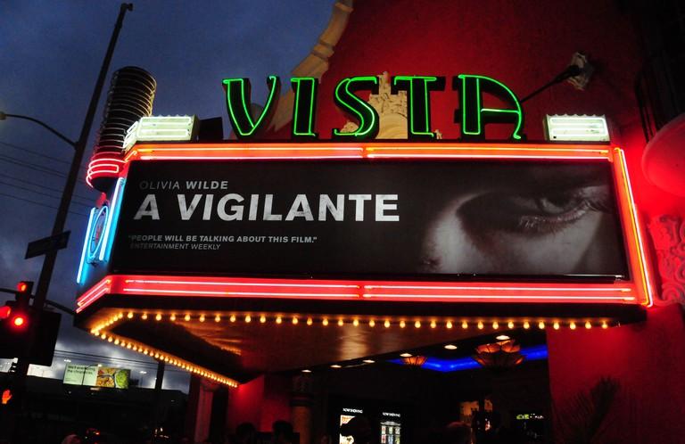 T1R3KW Mar, 2019 The Vista Theatre in Los Angeles, California