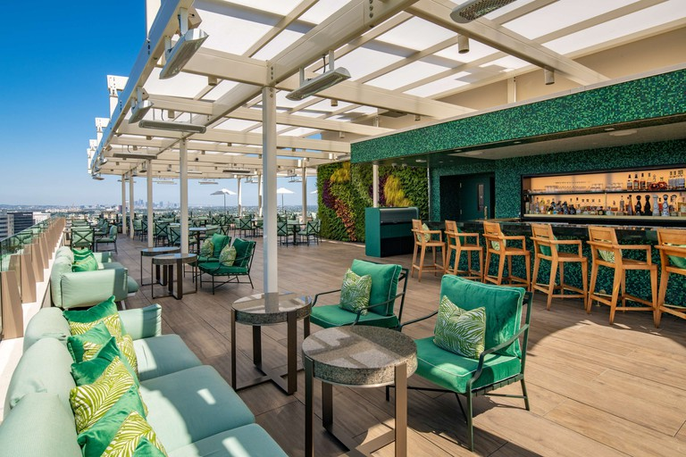 The Rooftop by JG at Waldorf Astoria