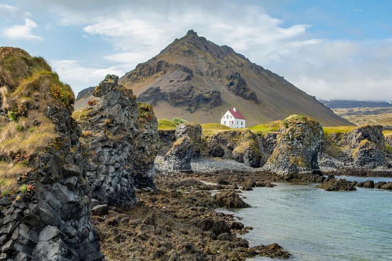 Rocky Inlet at Arnarstapi, Iceland