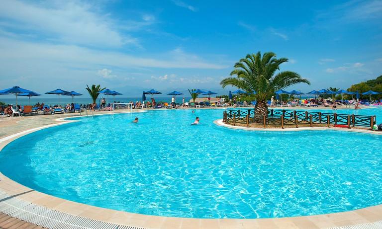 Mareblue Beach Resort, Agios Spyridon, Corfu, Ionian islands, Greece
