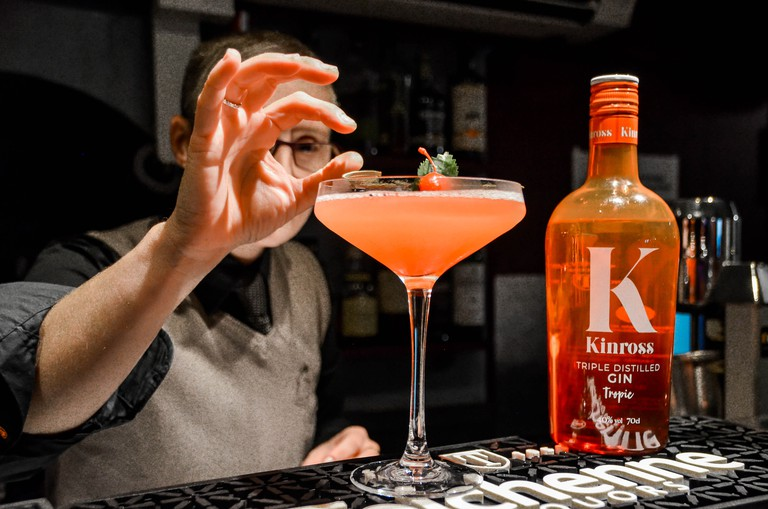 Nykteri's Cocktail Bar- We offer Private events, Masterclasses & Cocktail Food pairing experiences