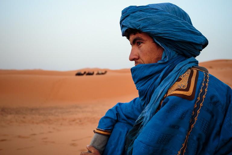 Berber Guide | © Mr Seb, Flickr