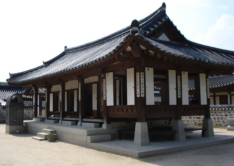 Another Example of a Hanok