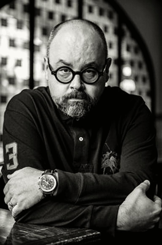 Carlos Ruiz Zafón | © The author