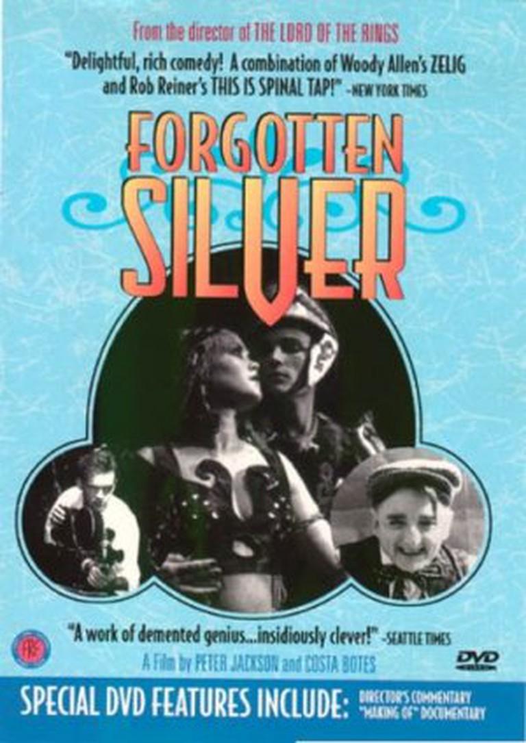 Forgotten Silver film poster © Tim1357/WikiCommons
