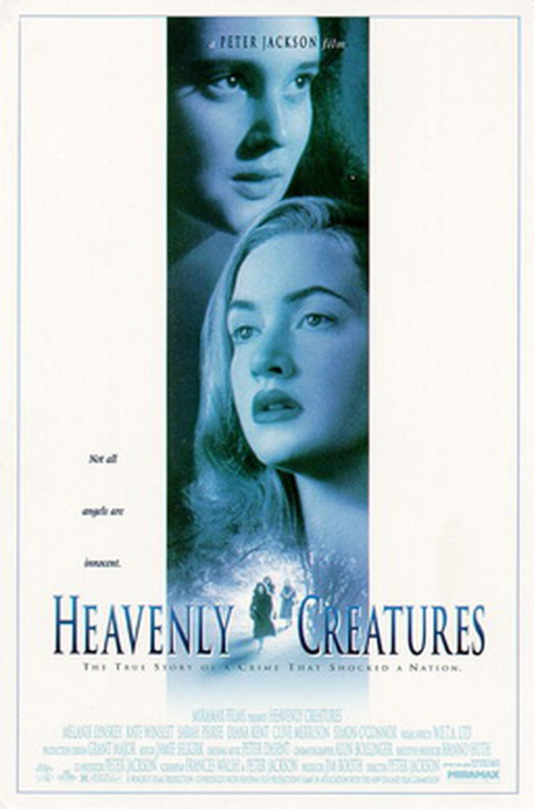 Heavenly Creatures film poster © InfamousPrince/WikiCommons
