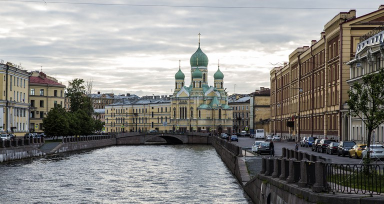 St Petersburg | © Ninara/Flickr