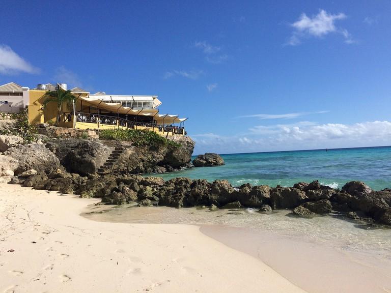 Champers Restaurant, Barbados | ©Shrie Bradford Spangler/Flickr