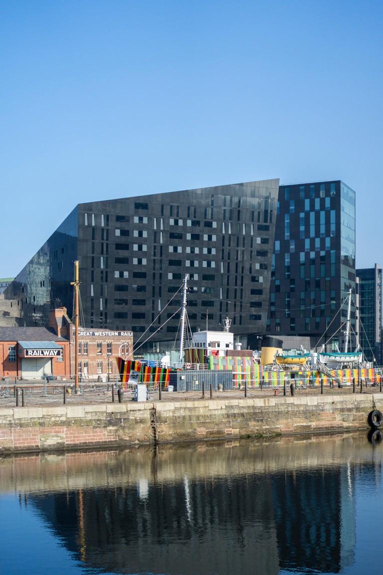 Liverpool Open Eye Gallery
