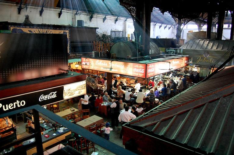 Mercado Del Puerto © Eduardo Ruggieri/WikiCommons