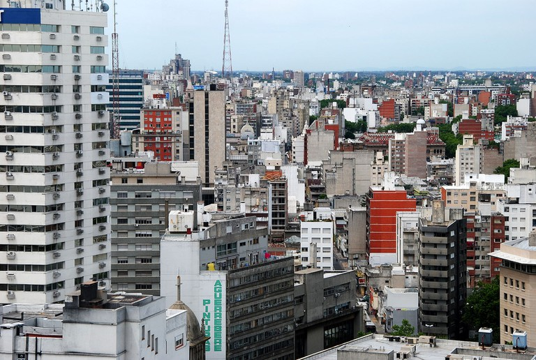 Montevideo Cityscape, Uruguay © Leandro Neumann Ciuffo/WikiCommons