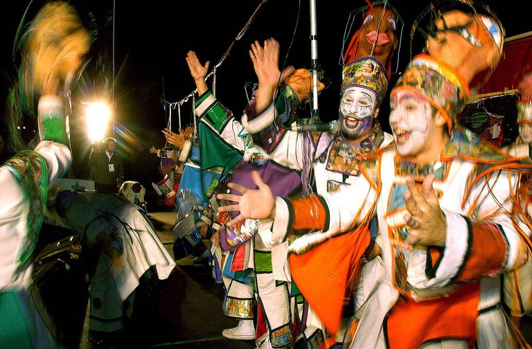 Uruguayan Carnival © Marcello Casal Jr/WikiCommons