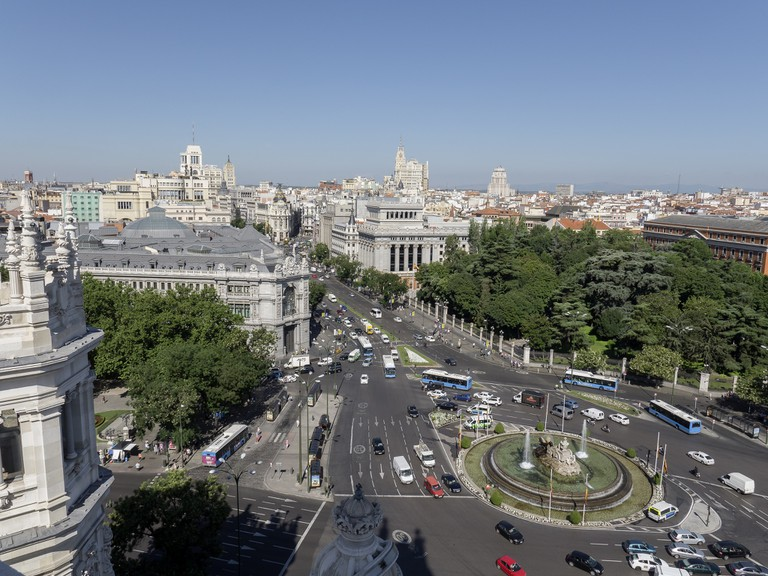 Madrid ©Edgardo W. Olivera