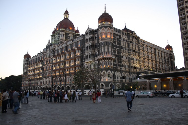 Restaurants in Mumbai, The Taj Hotel © Dan Searle/Flickr