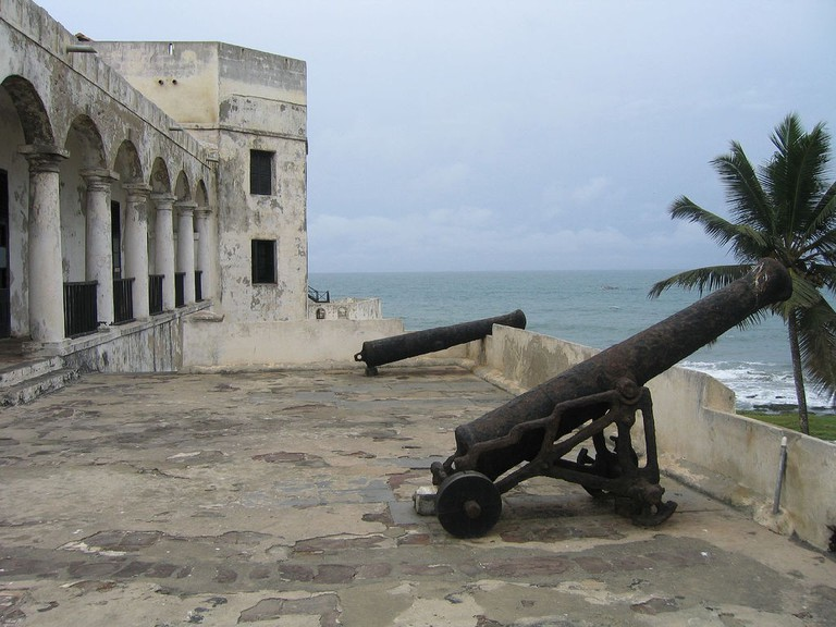 El Mina Slave Castle, Ghana