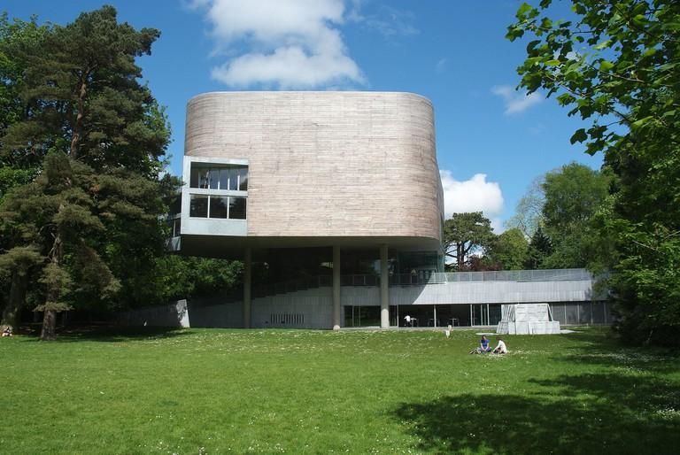 The Lewis Glucksman Art Gallery