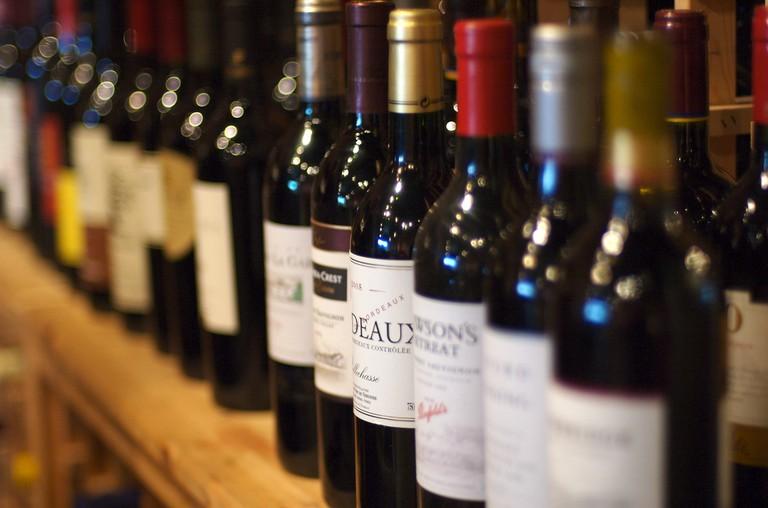 Wine | © Jeff Kubina/Flickr