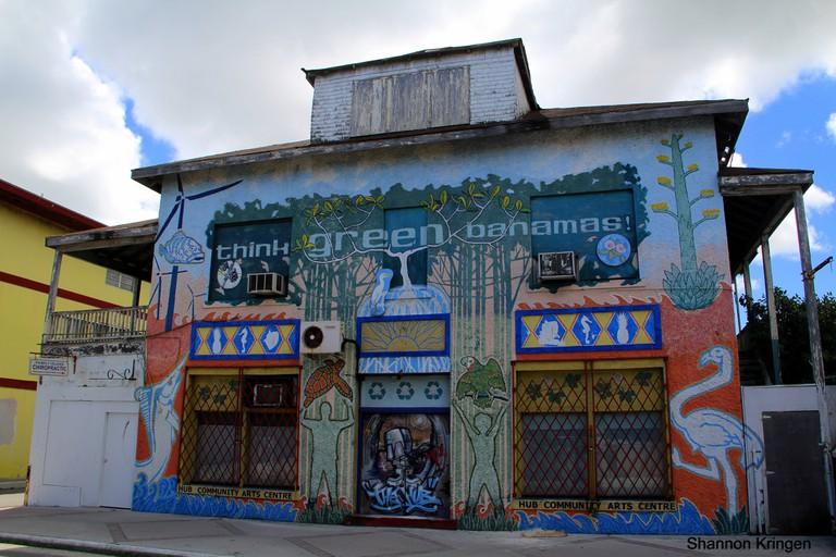 The HUB, Bahamas