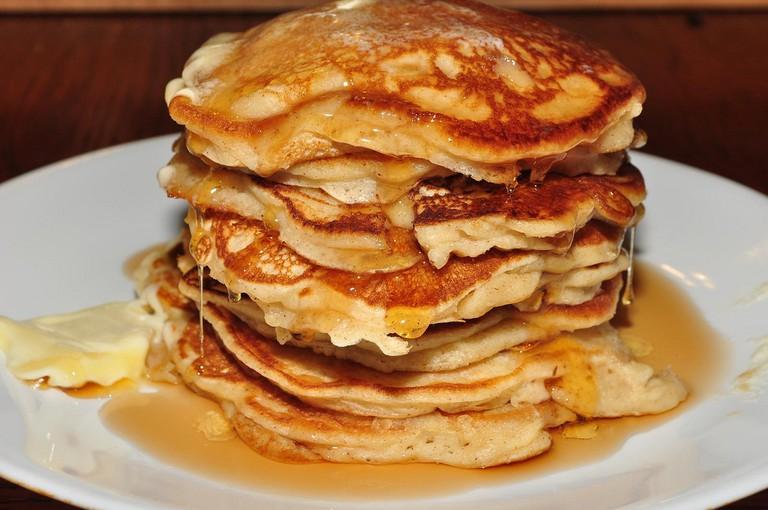 Honey Pancakes| ©jeffreyw/flickr