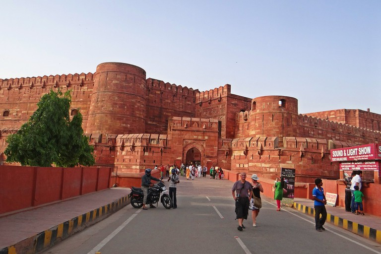Agra Fort/