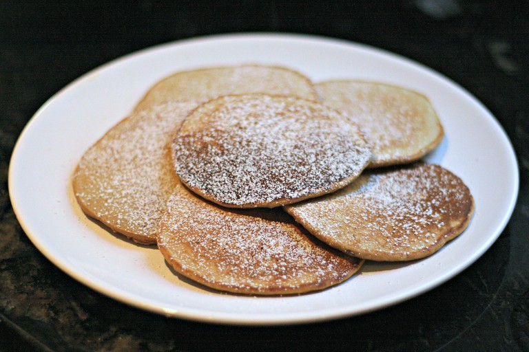 Gingerbread pancakes | © kae71463/Flickr