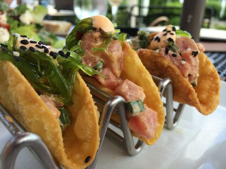 Fish Tacos/