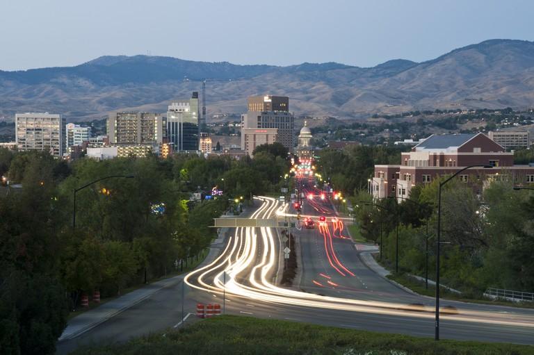 Boise, Idaho © Keith J Semmelink