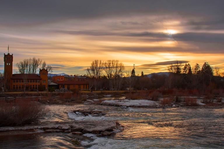 Missoula, Montana © Harry Miller/Flickr