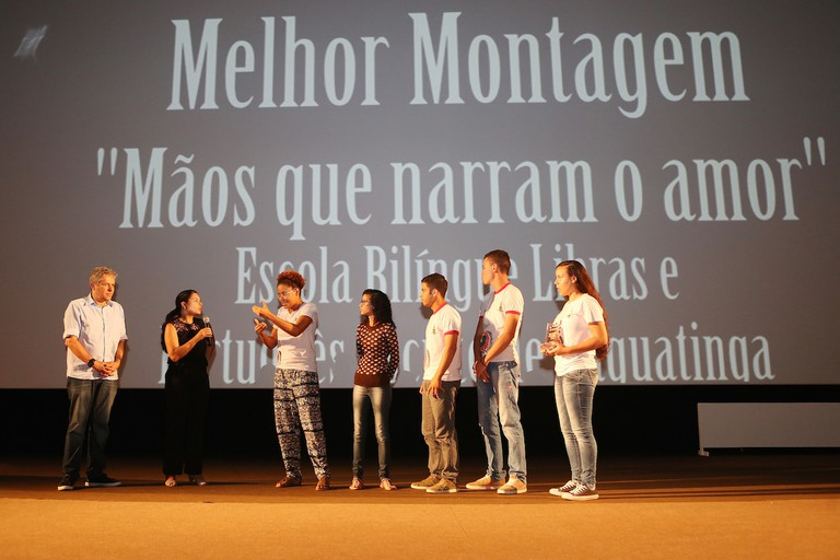 Its four-day film festival is dedicated to the theme of love on the silver screen © Agência Brasília / Flickr