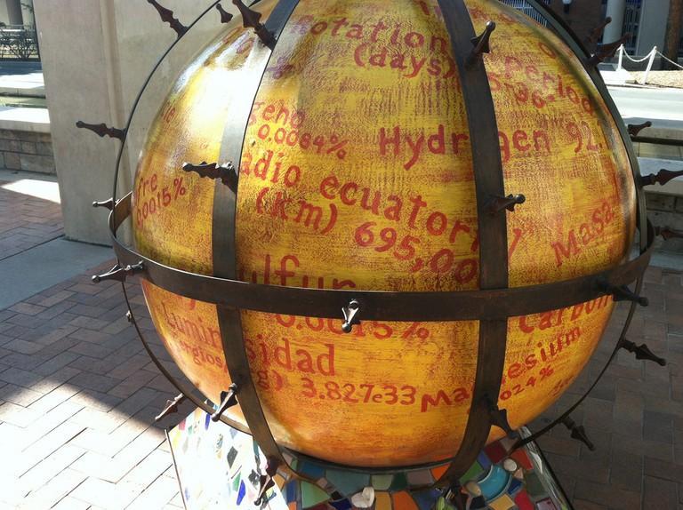 Sol Project at El Paso Museum of Art   © Visit El Paso/Flickr